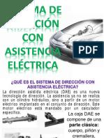 Sistema de Direcciòn Con Asistencia Electrica