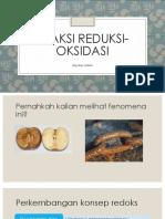 Reaksi Reduksi-Oksidasi