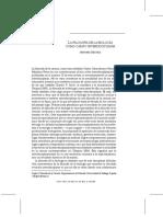 La Filosofía de La Biología Como Campo Interdisciplinar