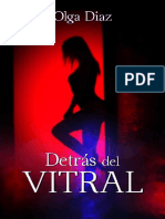 Detras Del Vitral Spanish Edit - Olga Diaz