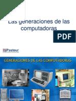 Generaciones Computadoras