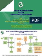 Bahan Koordinasi Multisektor Untuk Kesiapsiagaan Pandemi Influenza_Kemenkes