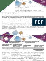 Guia de actividades - Fase 2 - Lectura y apropiación de conceptos y problema