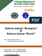 Sukses Kuliah & Kerja Ok