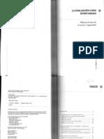 Anijovich_y_Cappelletti (2017) La Evaluación Como Oportunidad. Capítulo 1.