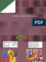 Conceptos Categorias Redes y Esquemas Sternberg 8