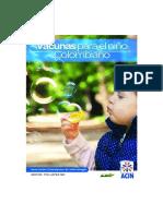 Vacunas para el niño colombiano