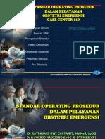 Obstetri Emergensi