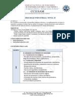 CCIESAM - Electricidad Industrial II