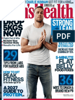 Men 's Health UK - June 2017