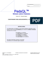 PedsQL-3.0-Diabetes-All_AU3.0_español ESPAÑA