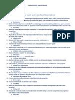 Farmacología II Recopilacion de Preguntas