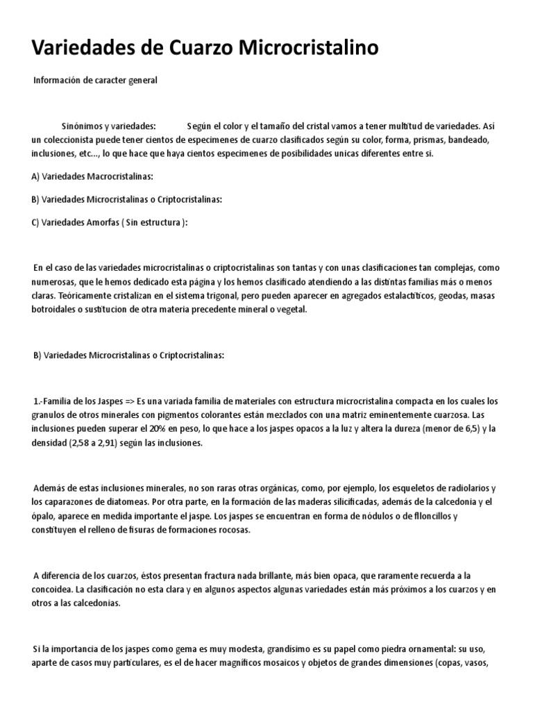 Variedades de Cuarzo Microcristalino 1d52fa9f38c