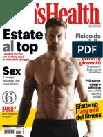 Men's Health Italia - Luglio-Agosto 2017