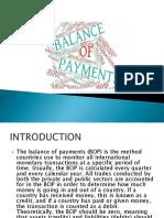 Balance of Payment Ppt. (Shubham ) (1) (1)