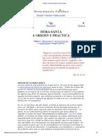Origen y modo de practicar la Hora Santa.pdf