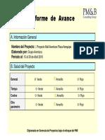 0305 Informe de Avance