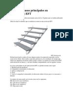 5 Sencillos Pasos Principales en Aplicaciones EFT