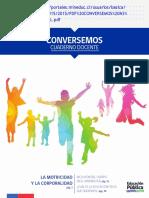 Cuaderno Para El Docente - Conversemos - Psicomotricidad y Aprendizaje en Escuela Básica