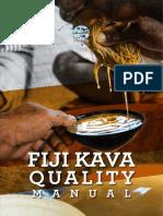 Fiji Kava Quality Manual 1