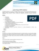 Website Guidelines