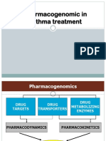 Ashtma Pharmaogenomic