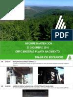Informe de Mantención 27.12.2016