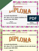 Diplome Scolare