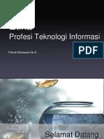 Materi Ke 9 Etika Profesi TI