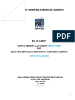 Tender Document (PABX) New