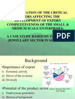 Research Presentation MBA(MoT) Final