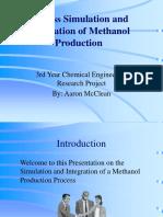 153122119 Methanol Presentation