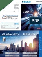 Catalogues Daikin VRV IV 2016 - PCVVN1615VN - Tieng Viet