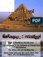 Acient History of Egypt