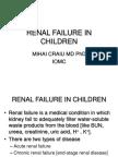 9. Renal Failure in Children