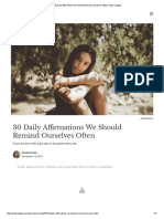 30 Daily Affirmations We Should Remind Ourselves Often _ Quote Catalog
