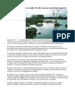 Vitoria Completará Su Anillo Verde Con Un Ecosistema Agrario