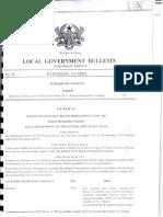 Local Government Bulletin