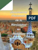 Barcelona-Monumentos Patrimonio de La Humanidad