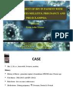1. Dr. Erwin Astha T - HIV & DM