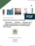 Katalog Produk alamicoid