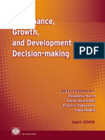 Francis Fukuyama, Daron Acemoglu et al. - Growth, Governance, Development Decision Making_The World Bank 2004.pdf