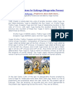 Amazing Predictions for Kaliyuga