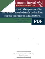 Mélange de Philosophie Juive Et Arabe (Par S. Munk) (Ibn Rushd p.418 à 458)