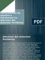 Afectiuni Ale Arterelor Periferice.pptx