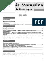 Model Holistyczny - Terapia Manualna