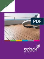 Deck Madeira Composito Exterior