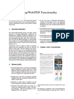 Reading%2FWeb%2FPDF Functionality