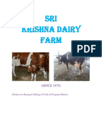 HF Dairy Entrepreneurship Development Scheme