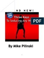 The 3 Keys of Seduction